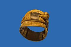 MONACO: Grimaldi Forum: Exposition : L'or des Pharaons 84