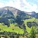 Nagelfluh Panorama (zusammengesetzt aus 3 Bilder)