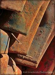 Nägel - Nails -Chiodi.....: the rusty nail