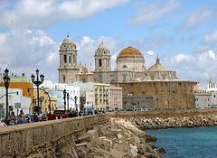 Cathedral de Santa Cruz, Cadiz, Spain