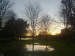 Moor Critchel lake