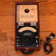 GE P-3 wattmeter (1)