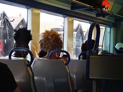 They like their curly hair~~HBM!