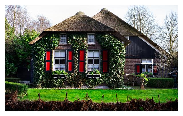 -Green- House