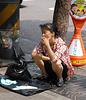 Südkorea: Straßenverkauf in Seoul