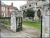gateway to All Saints