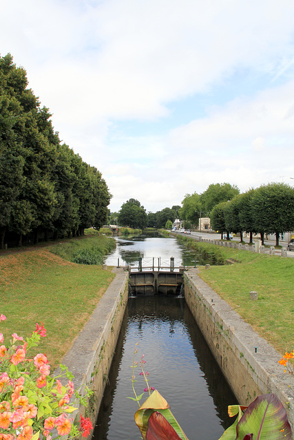 Pontivy - Canal de Nantes à Brest