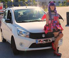77 (63)...event ...suzuki with cosplay