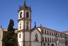 Vila Real Cathedral.