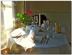 Kleinstes Restaurant