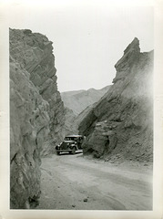 Old west motor tour back in the old days