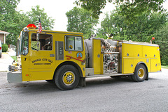 Norris City Fire Protection District Engine No. 7