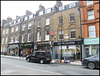 shops on Grays Inn Road