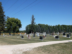 Prairies funéraires /  Funeral meadows