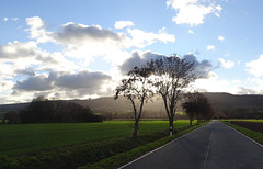 a cloud /eine Wolke