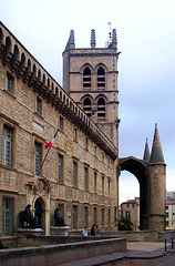 FR - Montpellier - Cathedral St. Pierre