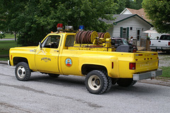 Norris City Fire Protection District Truck No. 3