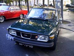 Saab 99 (1972).