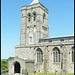 Heversham village church