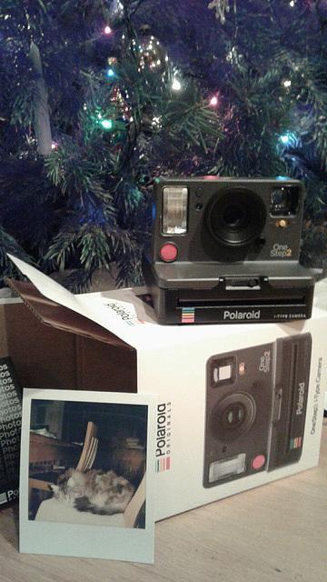 OneStep2!  Polaroid Original!