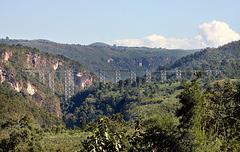Gohteik viaduct