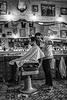 Salon de coiffure....