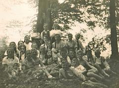 Jugendgruppe (Ende der 30ger Jahre )