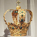 Crown of the Virgin of the Immaculate Conception in the Metropolitan Museum of Art, May 2018