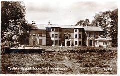 Park Hall, Mansfield Woodhouse, Nottinghamshire (Demolished)