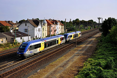 A-TER Métrolor à Maizières