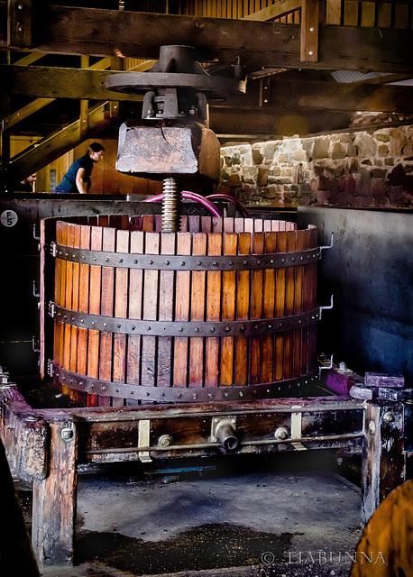 The basket press