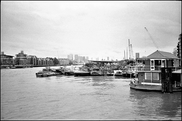 Thames from Rotherhithe.