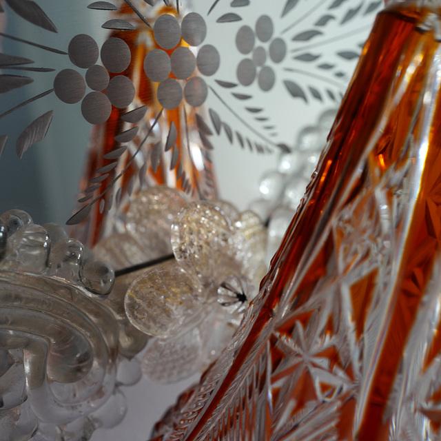 Macro Mondays, Glass