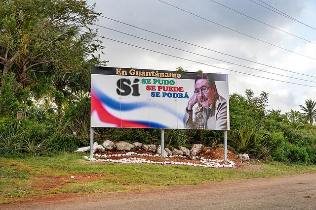 Raul in Guantanámo