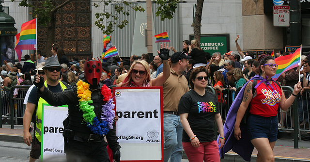 San Francisco Pride Parade 2015 (5310)