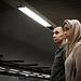 ALGER : présence souveraine dans le métro