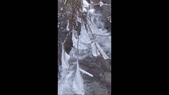 Auerbach Eis-Wasser