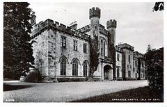 Armadale Castle, Isle of Skye, Scotland (now ruinous)
