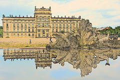 Barock-Schloss in Ludwigslust