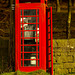 The old Phonebox