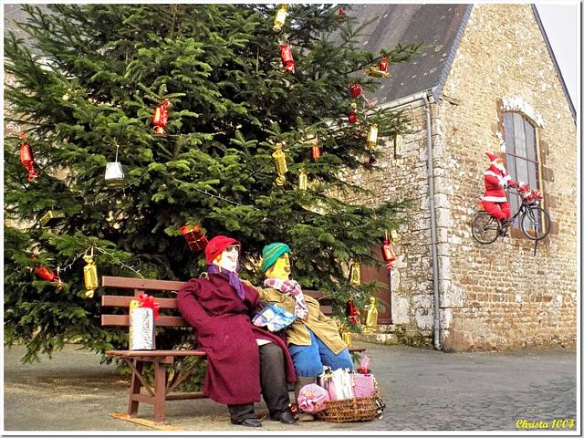 Enjoy Christmas like these folks... HBM