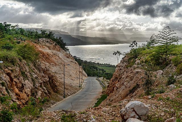 on the road to Baracoa