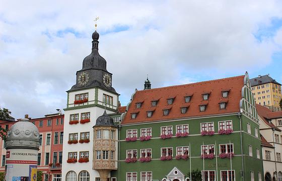 Rudolstadt (D ; Thuringe/ Thüringen) Septembre 2015.