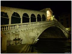 Venice -Ponte di Rialto