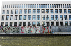 Berlin bekommt eine neue Mauer
