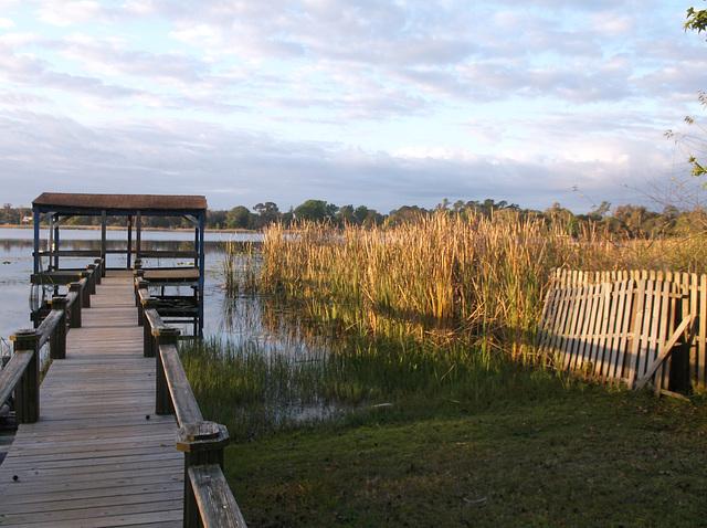 Les charmes du Lac Cecile