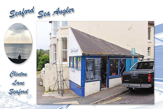Sea Angler - Clinton Lane - Seaford - 17.7.2015