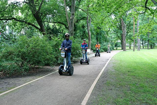 Park-Verkehr