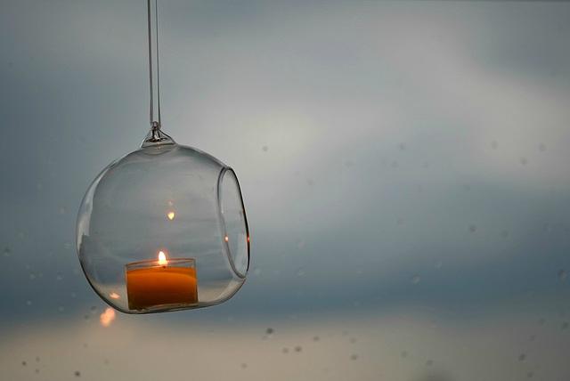 Kerzenlicht ...