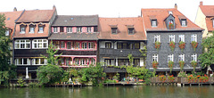 Germany - Bamberg, 'Little Venice'